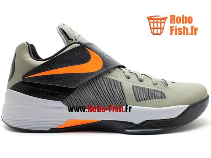 """Nike Zoom Kd 4 """"Rogue"""" - Chaussure de Basket-ball Pas Cher pour Homme 473679-302"""