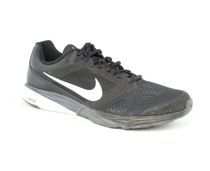 Nike Tri Fusion Run Black/White/Grey Shoes Womens size 14 M  $85 #Nike #RunningCrossTraining