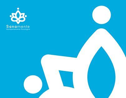 "Check out new work on my @Behance portfolio: ""Logo: Sanamente - Acompañamiento Psicológio"" http://be.net/gallery/47771357/Logo-Sanamente-Acompanamiento-Psicologio"