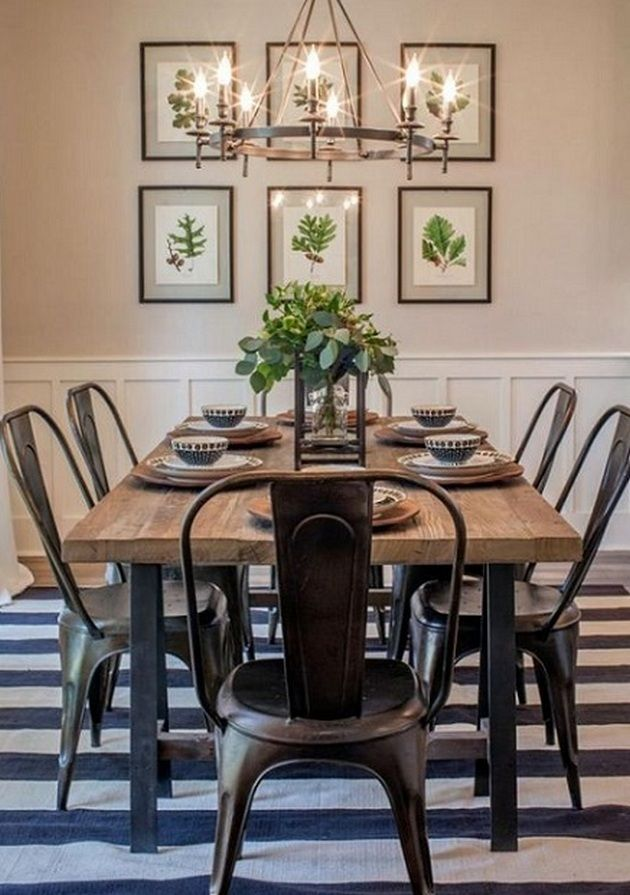82 Best Dining Rooms Images On Pinterest | Beams, Ceiling Beams And Chip  Gaines