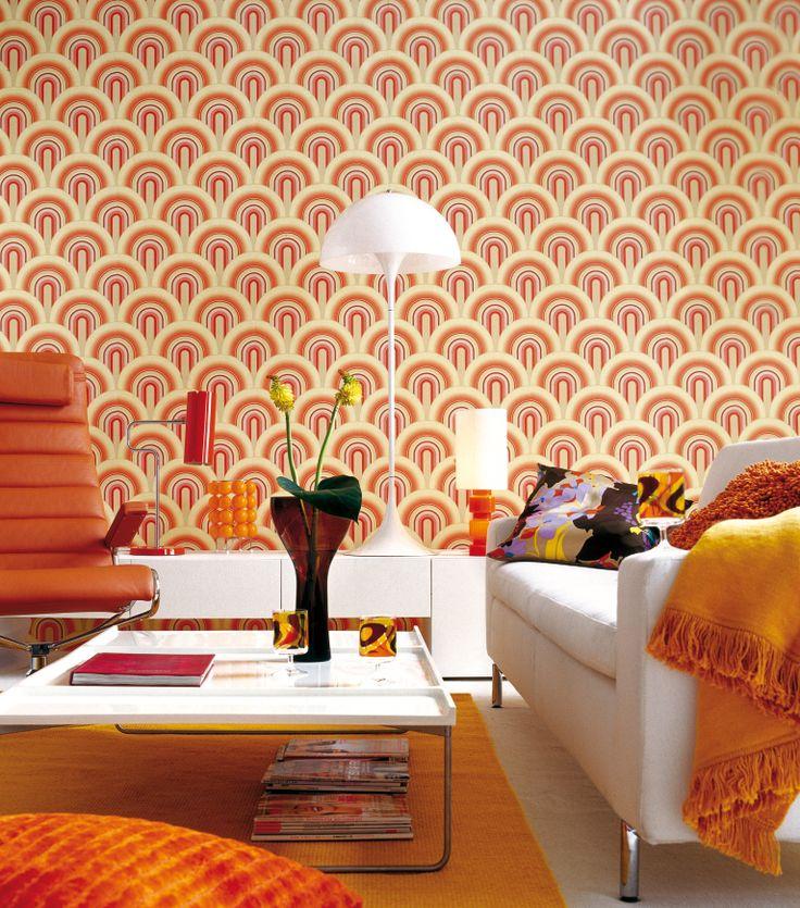 67 best Orange walls images on Pinterest Orange walls Orange
