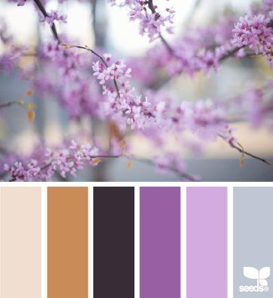 spring hues