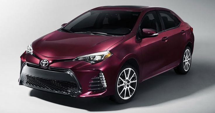 Toyota Corolla Celebrates 50th Ann. With US-Spec Special Edition #New_Cars #New_York_Auto_Show