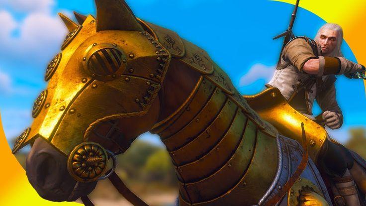 🏇 Кавалерийский (конный) билд для Геральта в Ведьмак 3