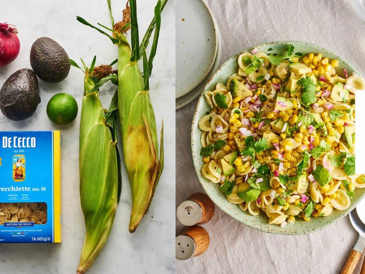 These 5-Ingredient Pasta Salads Are Perfect for Summer Potlucks   News Break