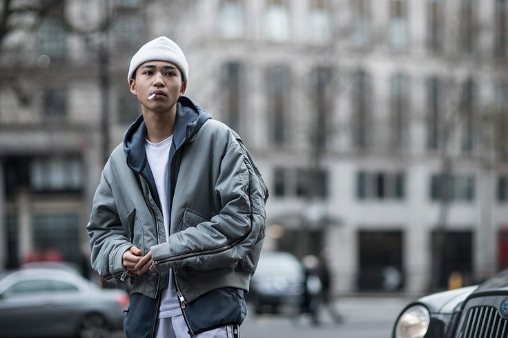 Following up yesterday's part one, we now bring you a second and final street style instalment from London Fashion Week Men's.
