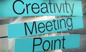 Creativity Zentrum. Nubes, streetmarketing.