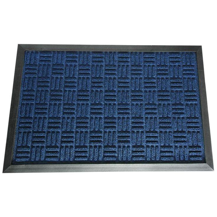 Rubber-Cal Wellington Carpet Rubber Mat
