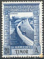 1938 - SELO DA SÉRIE «IMPÉRIO COLONIAL PORTUGUÊS» TIMOR
