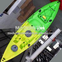 Water park equipment ocean kayak with pedals kayak