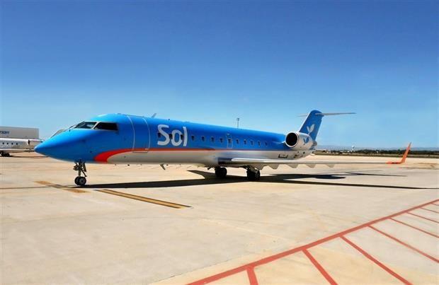 Quiebra Lineas Aereas Sol. Despidos y estafa con Aerolineas Argentinas