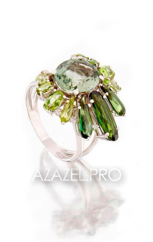 Комлпект Перстень и Серьги Хризолита, цитрина лимонного и зелёного аметиста №4723 Ring of Chrysolite and Tourmaline!  #перстни #перстень #красота #стильно #модно #женщина #кольца #камень #из камня #с камнем #мода #стиль #современно #rings #ring #beauty #stylish #fashion #woman #ring #stone #with stone #fashion #style #modern #handsomely #jewelry #bijouterie #jewellery #valuable #bijou #woman #female #podium