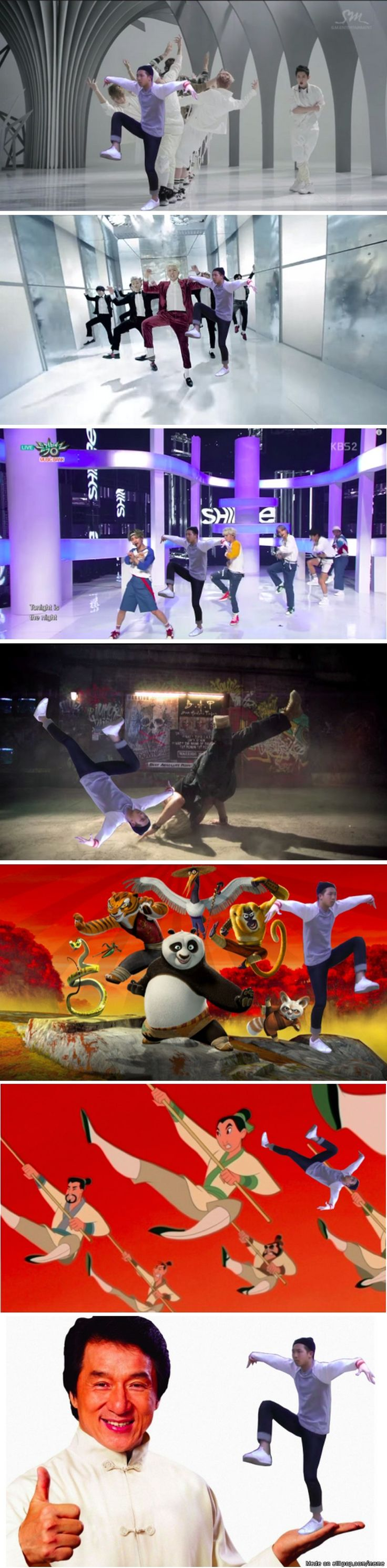 Wh-what....? Lol. This fandom I swear... Rap-ninja! << I laughed waaaay too hard at this