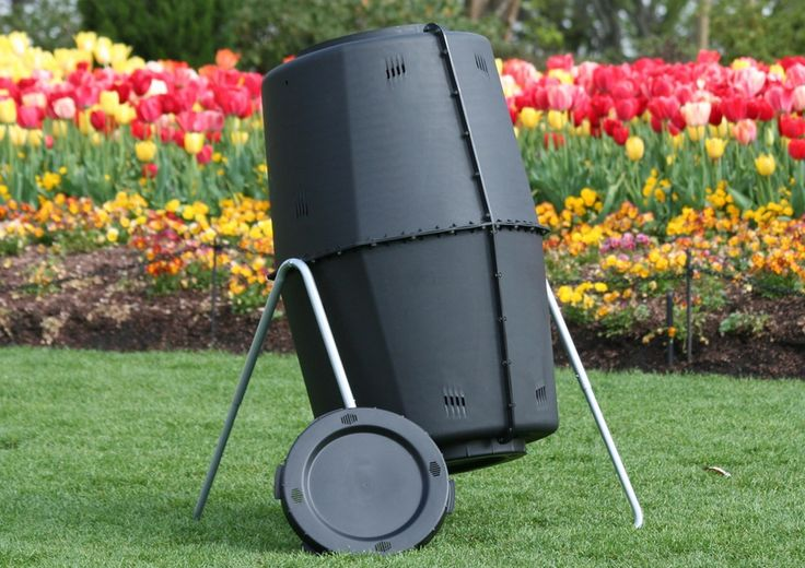 Spin Bin Tumbling Composter