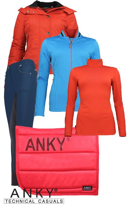 Anky Winter Blue-red #Epplejeck #anky #winter16 #red #blue