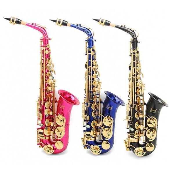 Wallmart.win LADE Alto Eb Colorful Saxophone With Case & Accessories: Vendor: BG-US-Toys-Hobbies-and-Robot Type: Brass & Woodwind Price:…