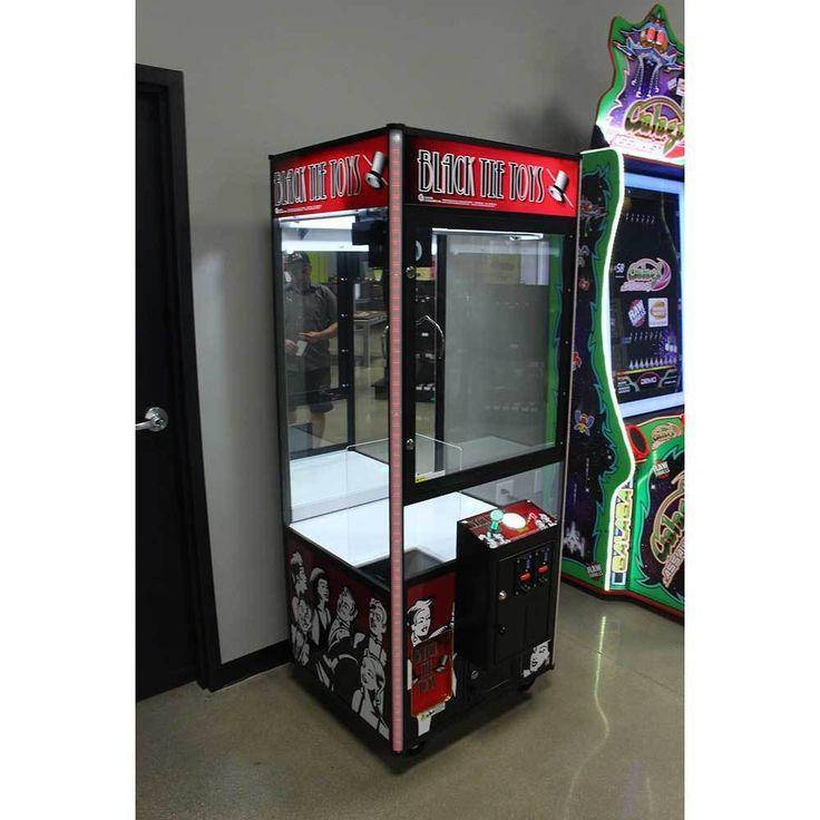 claw machine rental