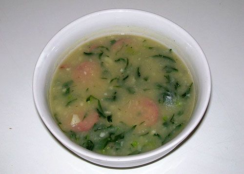 Caldo Verde | Portuguese Kale Soup | Caldo Verde Recipe | Portugal Travel
