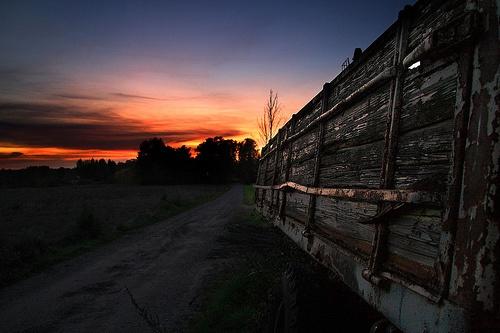 Korso sunset