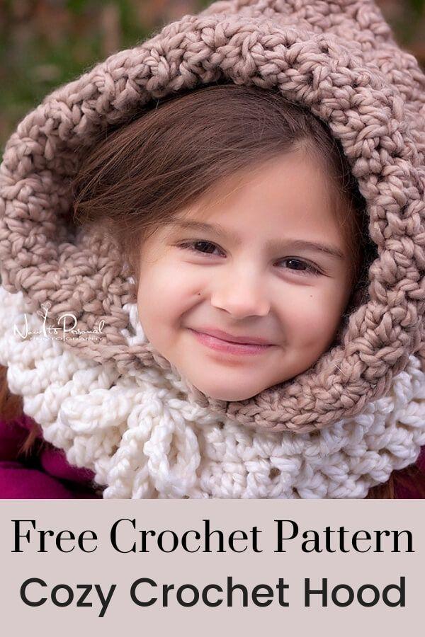 Free Crochet Hood Pattern Free Easy Crochet Patterns Crochet