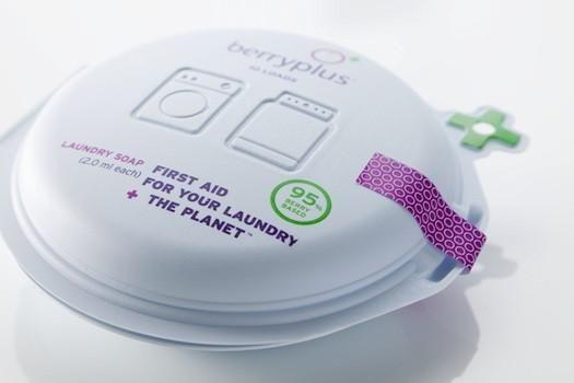 Berryplus liquid laundry detergent