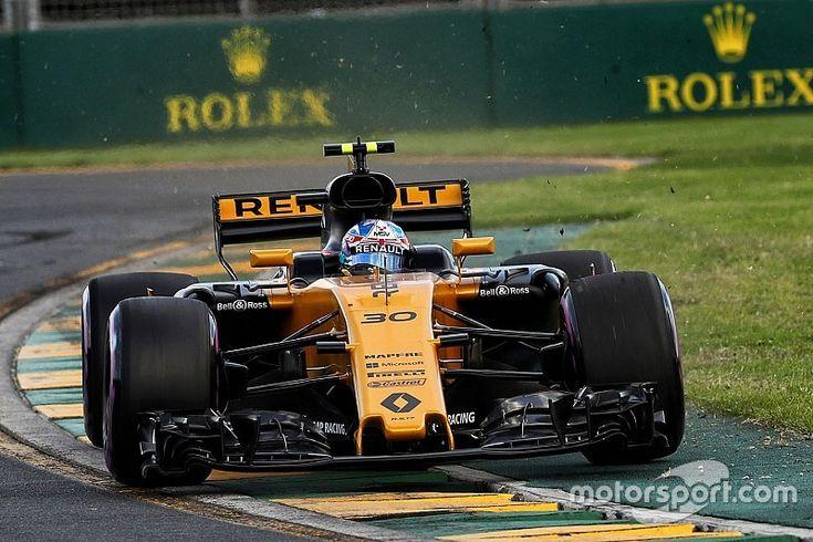 Après un week-end catastrophique au Grand Prix d'Australie, Jolyon Palmer confie que l'écurie Renault a décelé la source de ses maux sur la R.S.17.