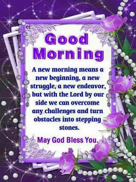Good Morning May God Bless You morning good morning