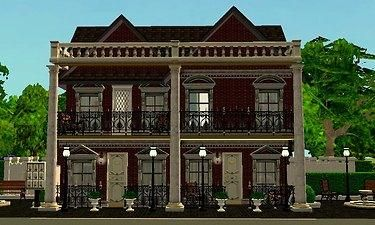 Mod The Sims - Acacia Terrace
