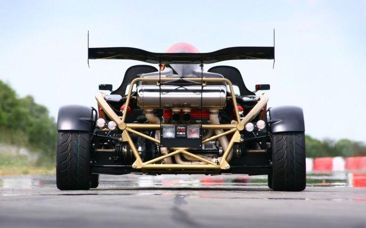 Ariel Atom v8 500 Rear ( Auto Industry )