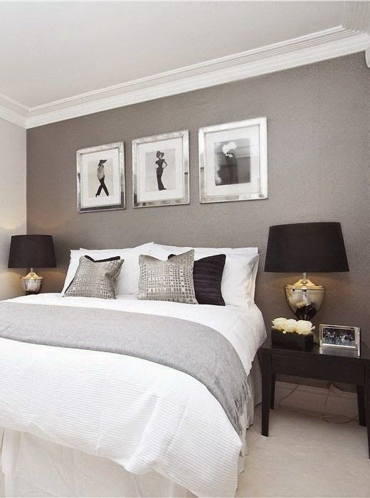Gray Bedroom Decor best 25+ pictures over bed ideas on pinterest | bedroom lamps