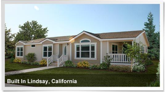 beautiful manufactured home built in lindsay california. Black Bedroom Furniture Sets. Home Design Ideas