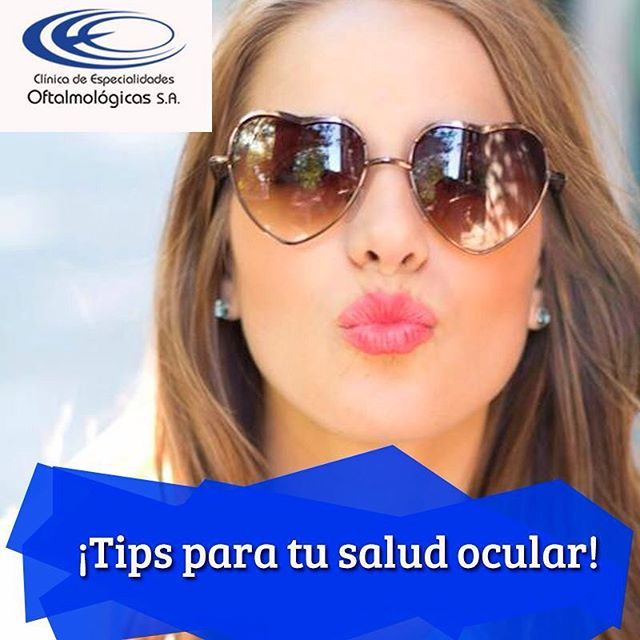 Evita exponer tus gafas a las altas temperaturas ya que se podrían deformar por la dilatación de los materiales #TipsCEO www.ceomedellin.com Imagen vía: https://goo.gl/eDDNeC