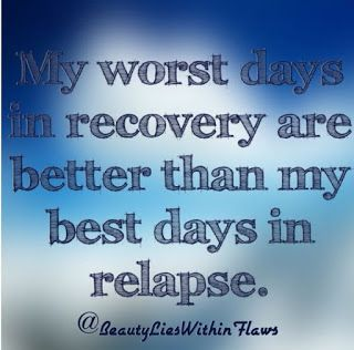 April 25, 2017 - Readings in Recovery: A Day at a Time