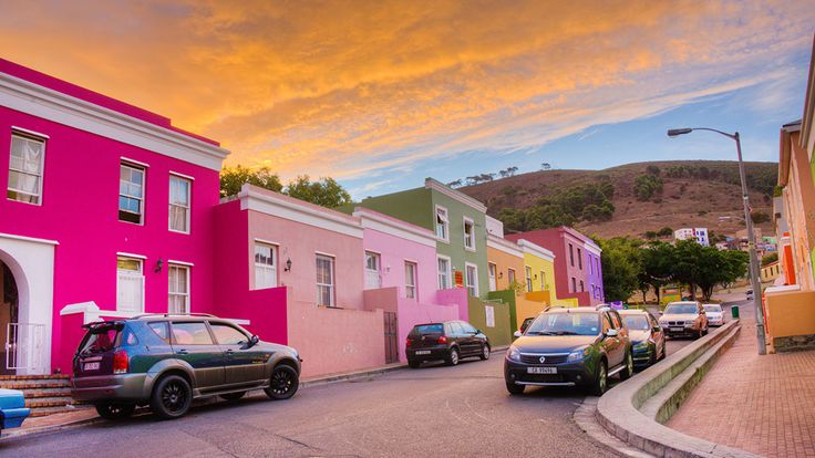 Here's how #‎CapeTown's colourful Bo-Kaap retains its historical character: