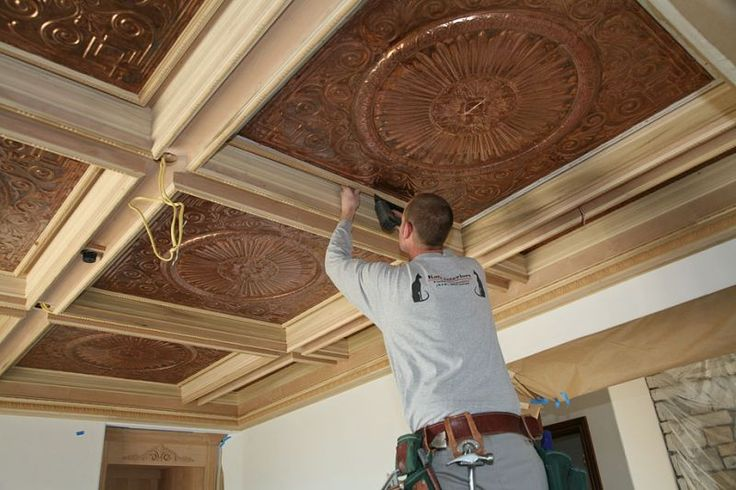Coffered Ceiling Tips And Examples Ceilings Of Interest