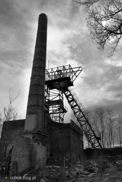 Śląsk  #silesia #industrial #coalmine
