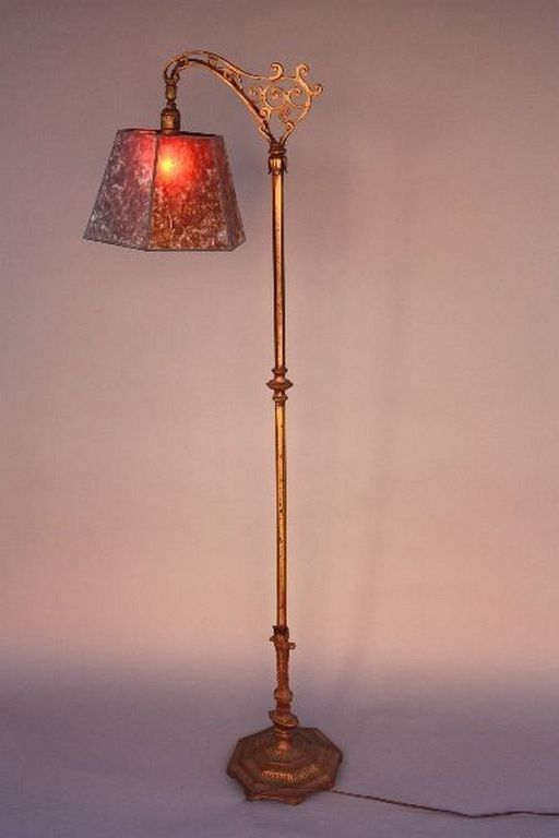 23 Antique And Vintage Floor Lamp Designs To Anyroom