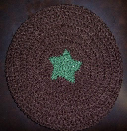 April Draven: Star Slouchy Hat