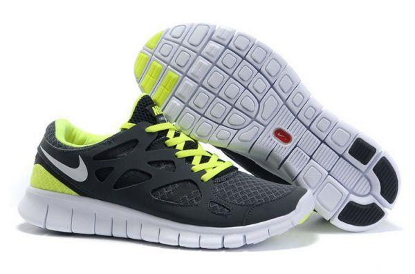 more photos 756d6 83c66 ... where to buy nike free run 2 zapatillas para mujer negras blancas  voltios 6523a 3a37d
