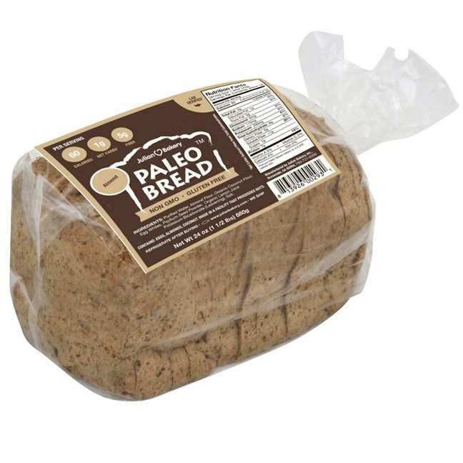 Almond Paleo Bread™ is a great way to enjoy a healthy meal or snack with added flavor and health benefits. 1 Loaf