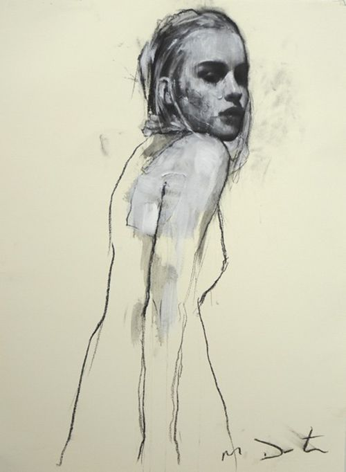 art: Sketch, The Artists, Art Inspiration, Illustration, Rooms Plants, Mark Demsteader, Photo, To Drawings, Art Rooms