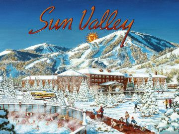 Lets go to Sun Valley!  20 things you didn't know about Sun Valley, ID