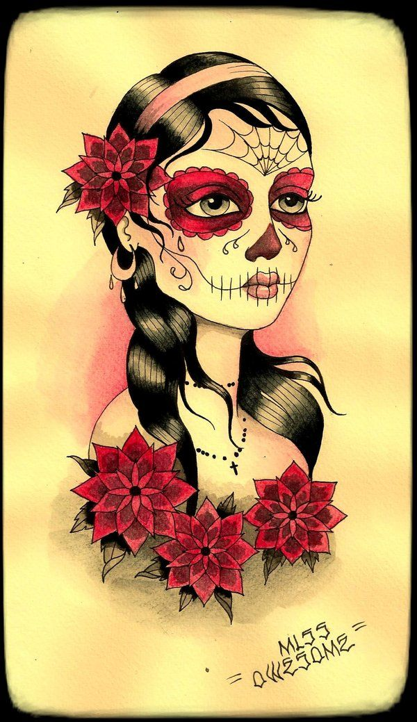 Another pretty dead lady by ~Spasticated-Rita on deviantART