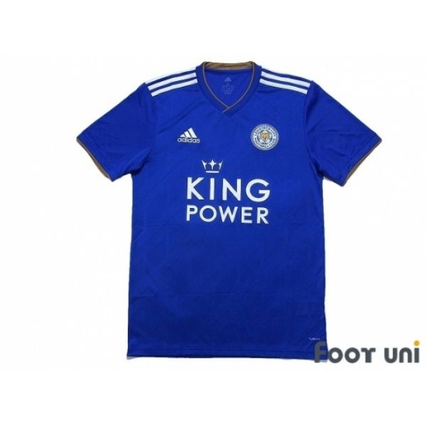 080e2bce75c Leicester City 2018-2019 Home Shirt - Online Store From Footuni Japan # leicestercity #