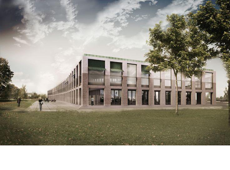 Florian Fischer - Sebastian Multerer | Nueva Cantina del Campus de Garching | Alemania | 2012