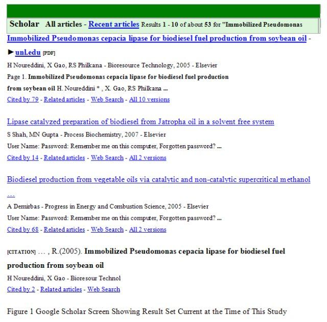online article