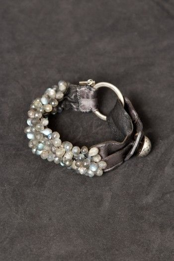 GOTI – Grey Stones Bracelet