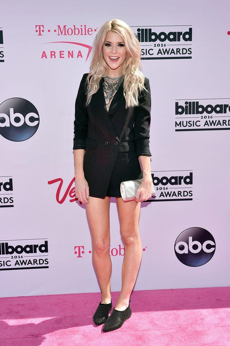 Billboard 2016 Best Dressed -Grace Helbig