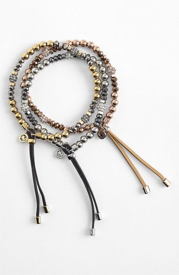 Michael Kors 'Brilliance' Stretch Bracelet | Nordstrom