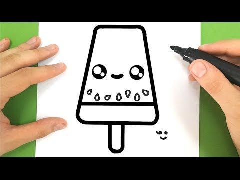 Youtube kawaii 2019 dessin kawaii comment dessiner - Comment dessiner une bougie ...